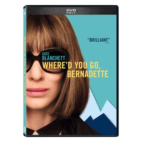Where'D You Go Bernadette (DVD) - image 1 of 1