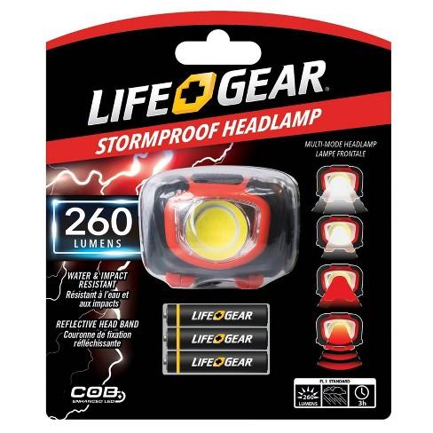 Life+Gear 260 Lumens LED Headlamp - image 1 of 4