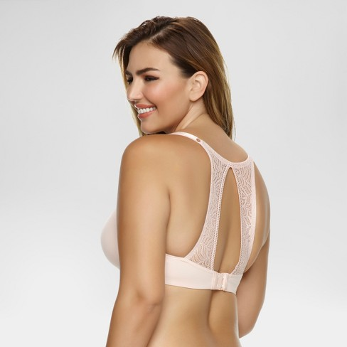 d6dcb00f5 Paramour® Women s Carolina T-Back Bra - Buff Beige 34DDD   Target