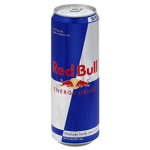 red bull energy drink 20 fl oz can target. Black Bedroom Furniture Sets. Home Design Ideas