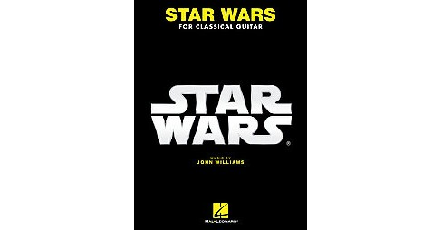 Star Wars for Classical Guitar (Paperback) - image 1 of 1