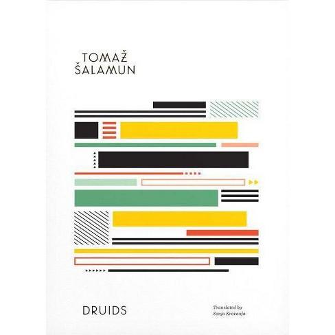 Druids - by  Tomaz Salamun (Hardcover) - image 1 of 1