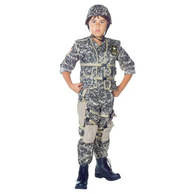 Kids' US Army Ranger Halloween Costume