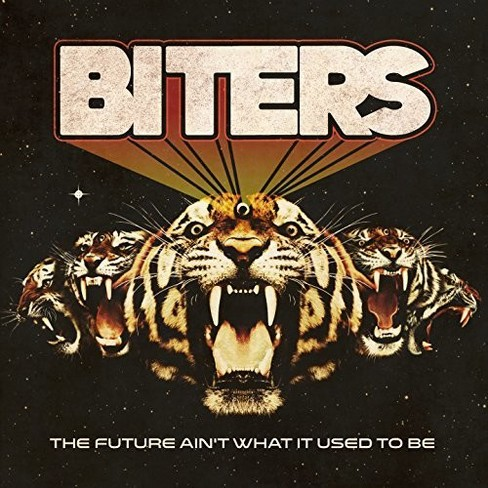 Biters - Future Ain't What It Used To Be (CD) - image 1 of 1