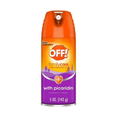 OFF! FamilyCare Insect Repellent VIII - 5oz