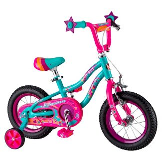 "Schwinn Duet 12"" Kids Bike - Teal"