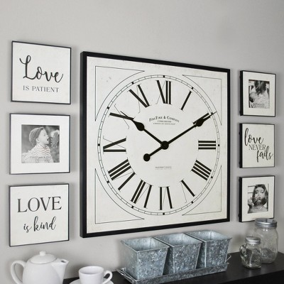 "20"" Love Frame Gallery White - FirsTime & Co."