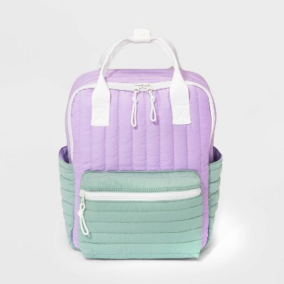 Kids' Quilted Square Backpack - Cat & Jack™