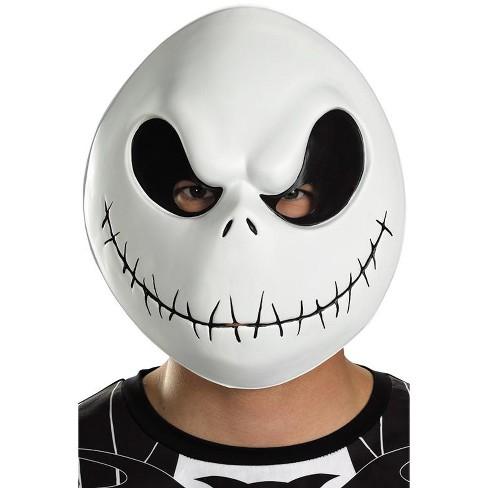 The Nightmare Before Christmas Jack Skellington Vacuform Mask - image 1 of 1