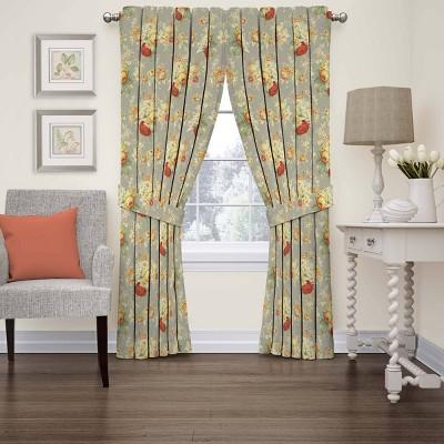 Sanctuary Rose Curtain Panel - Waverly