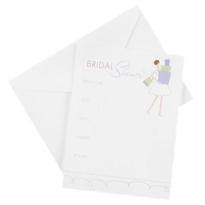 Bridal Shower Invitations (25 ct)
