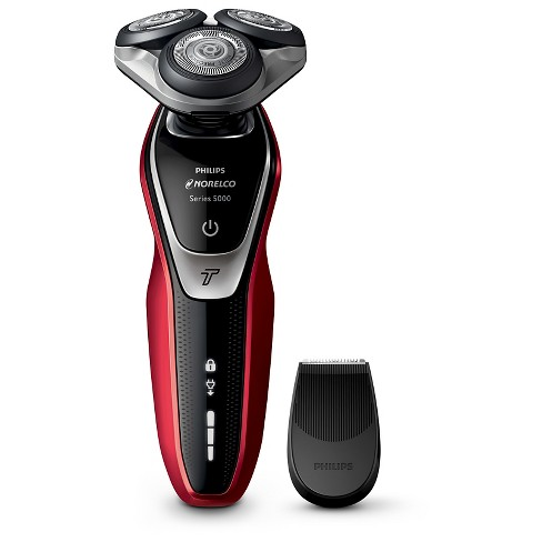 Philips Norelco Series 5600 Wet & Dry Men's Rechargeable Electric Shaver - S5390/81 - image 1 of 6