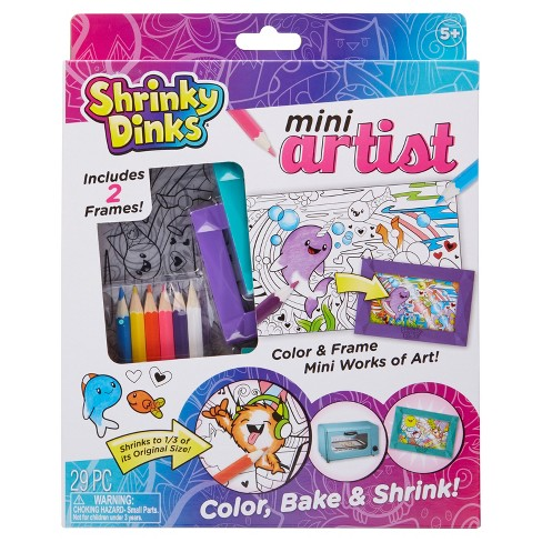 Shrinky Dinks Mini Artist Activity Set - image 1 of 3