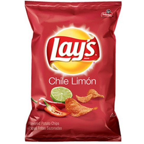 Lay's Chile Limon Flavored Potato Chips - 7.75oz - image 1 of 3