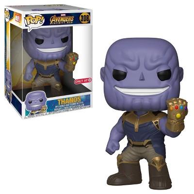"POP! Marvel: Avengers Infinity War - 10"" Thanos"