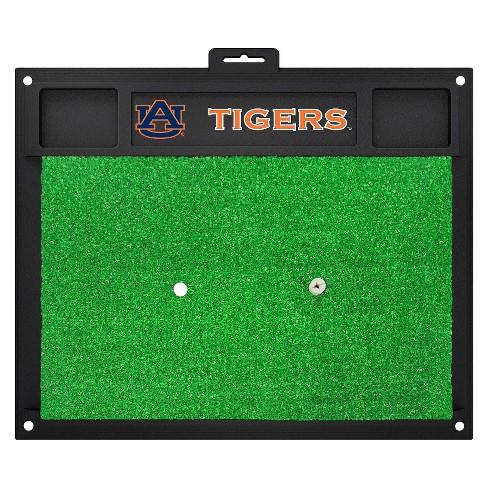 NCAA Auburn Tigers Fan mats Golf Hitting Mat - image 1 of 1