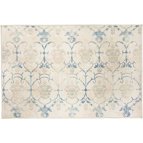 Leyla 2pc Woven Rug Set (Cover and Pad) - Woven Ruggable - image 1 of 4