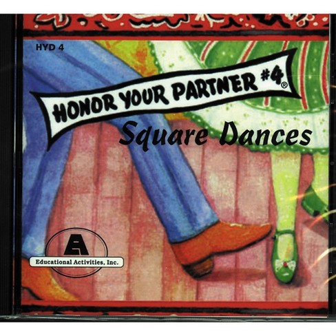 Educational Activities Honor Your Partner Square Dancing Course Volume 4 Cd - image 1 of 1