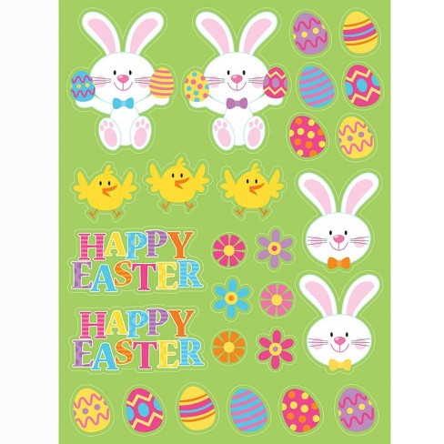 24ct Easter Stickers - image 1 of 1