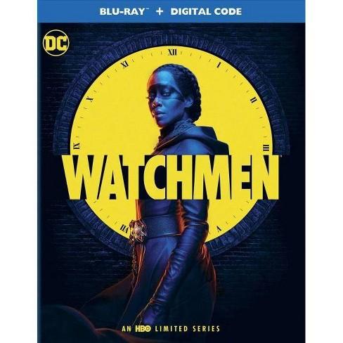 Watchmen (Blu-ray) - image 1 of 1