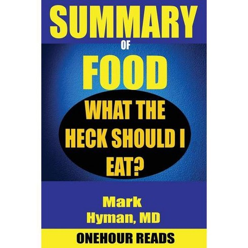 SUMMARY Of Food - by  Onehour Reads (Paperback) - image 1 of 1