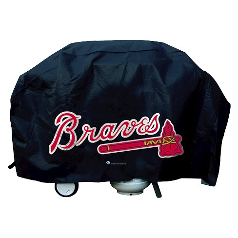Atlanta Braves Deluxe Grill Cover Target