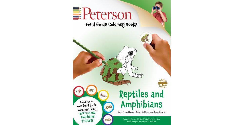 Baker Reptiles and Amphibians (Paperback) (Sarah Anne Hug...