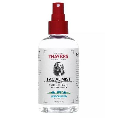 Thayers Alcohol-Free Witch Hazel Facial Mist Toner - Unscented - 8 fl oz