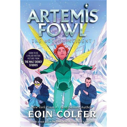 The Arctic Incident (Artemis Fowl, Book 2) - by  Eoin Colfer (Paperback) - image 1 of 1