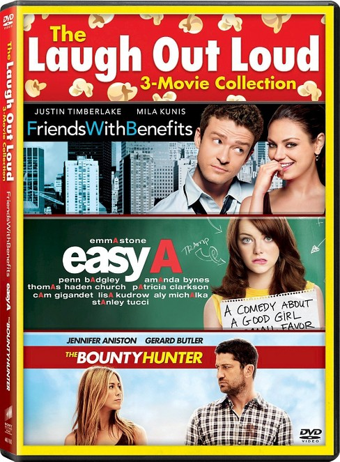The Bounty Hunter/Easy A/Friends With Benefits - image 1 of 1