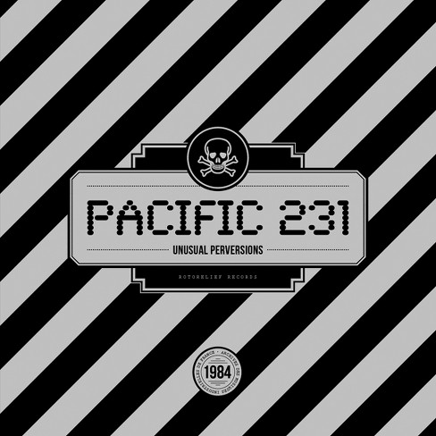Pacific 231 - Unusual perversions (Red) (Vinyl) - image 1 of 1