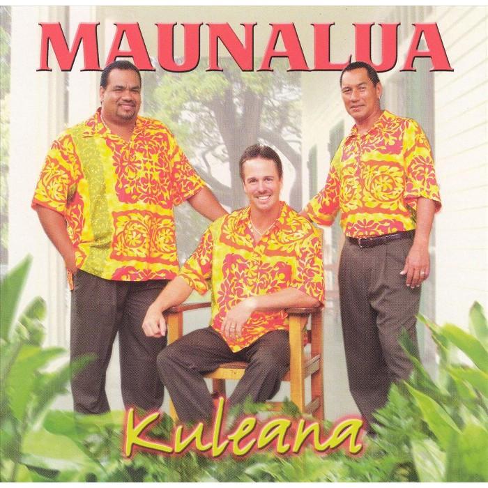 Maunalua - Kuleana (CD) - image 1 of 1