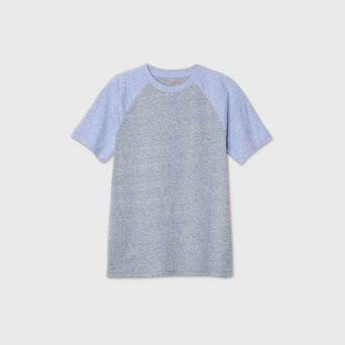 Boys' Short Sleeve Baseball  Favorite T-Shirt - Cat & Jack™ - image 1 of 1