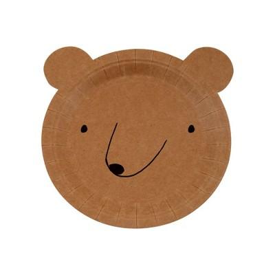 Meri Meri Bear Small Plates