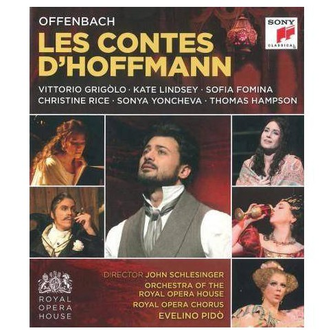 OFFENBACH: LES CONTES D'HOFFMANN                              NLA (Blu-ray) - image 1 of 1