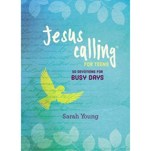 Jesus Calling: 50 Devotions for Busy Days - (Jesus Calling(r)) by  Sarah Young (Hardcover) - image 1 of 1