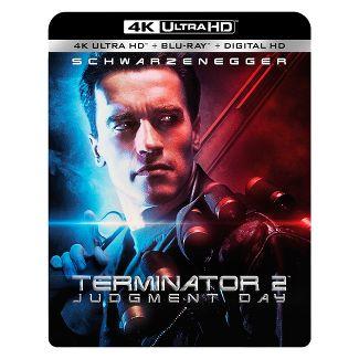 Terminator 2 Judgment Day (4K/UHD)