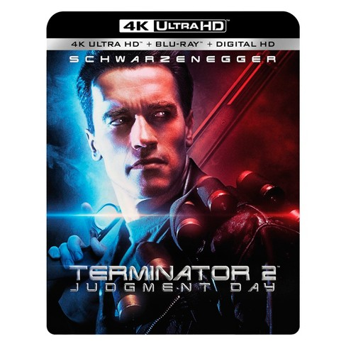 Terminator 2 Judgment Day (4K/UHD) - image 1 of 1