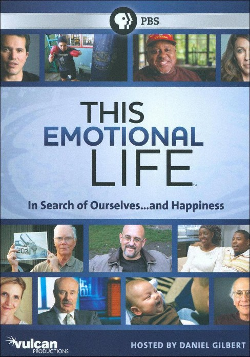 This emotional life (DVD) - image 1 of 1