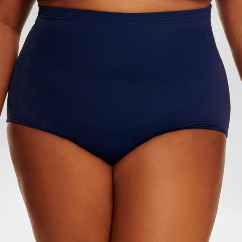 7b26557e8a Dreamsuit by Miracle Brands Women's Plus Slimming Control Ultra High Waist  Bikini Bottom