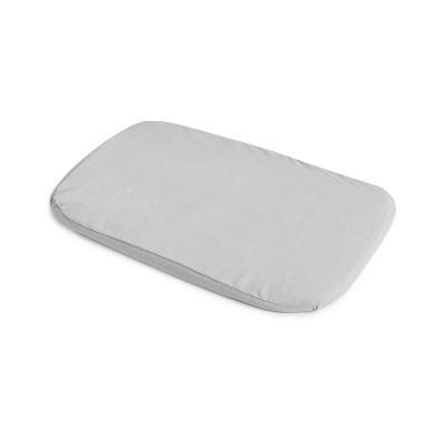 Baby Delight Beside Me Dreamer Bassinet & Bedside Sleeper Waterproof Fitted Sheet - Gray