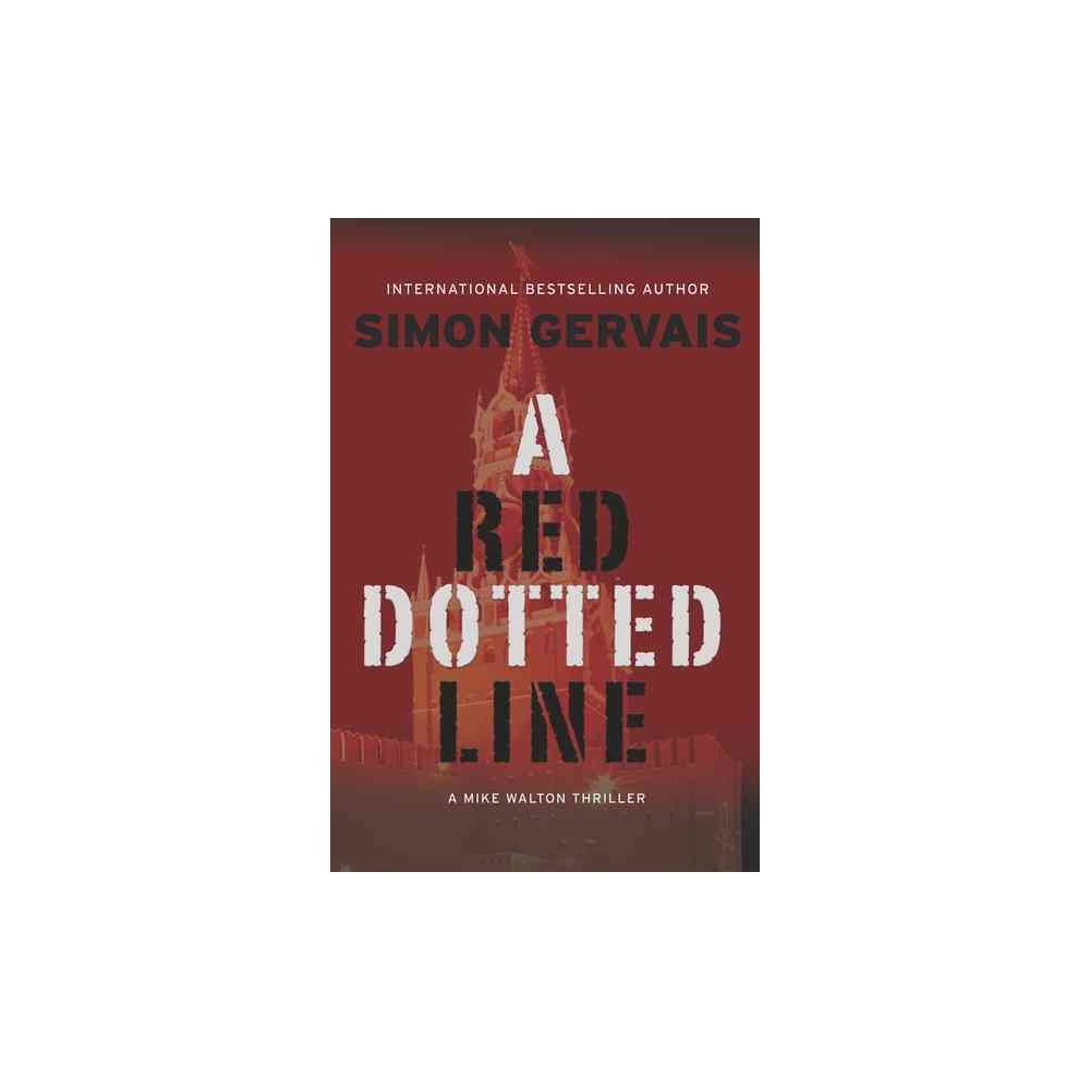 Red Dotted Line (Reprint) (Paperback) (Simon Gervais)
