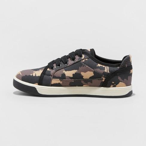 2530c08edebe Boys  Gustav Cameo Sneakers - Cat   Jack™ Brown 4   Target