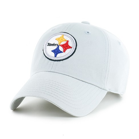 new arrival beeb6 4196e NFL Men s Gray Cleanup Hat