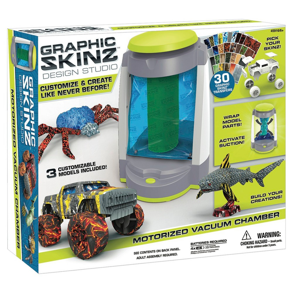 Graphic Skinz Design Studio Shrink Wrap Kit