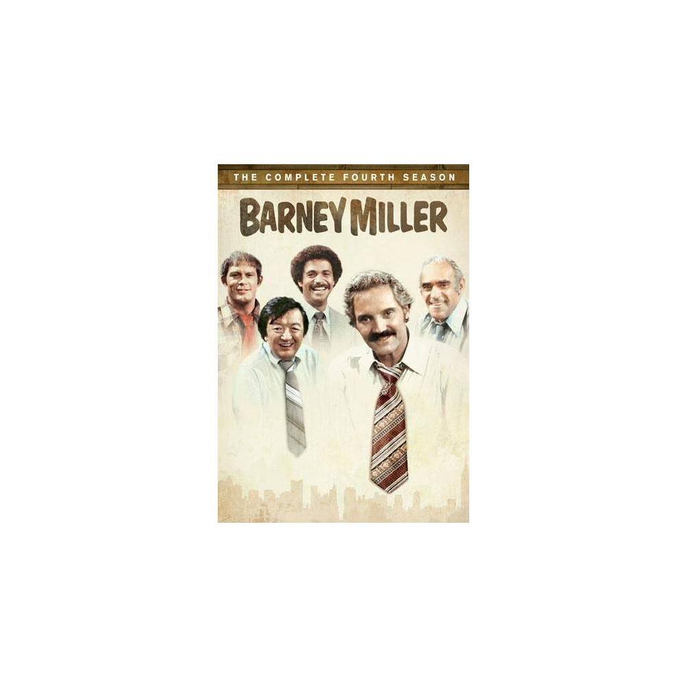 Barney Miller The Complete Fourth Season Dvd 2014