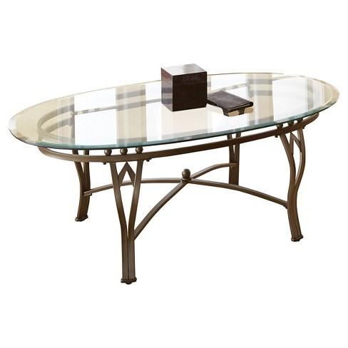 Silver Metal Coffee Table Design Ideas