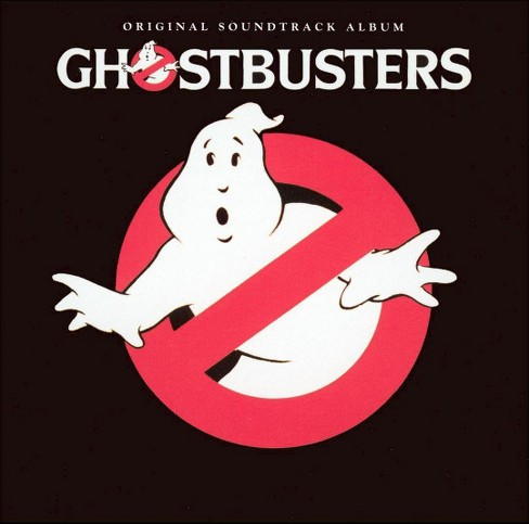 Various - Ghostbusters (Ost) (CD) - image 1 of 1