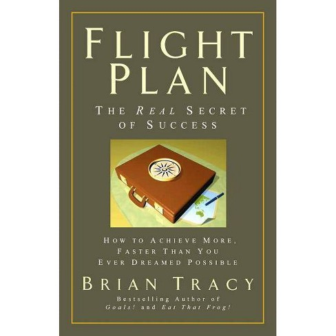 Flight Plan - by  Brian Tracy (Hardcover) - image 1 of 1