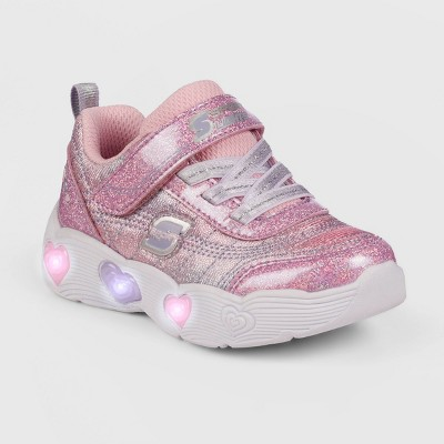 Toddler Girls' S Sport by Skechers Jaelyn Light-Up Apparel Sneakers